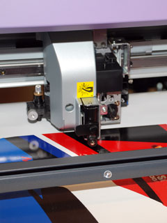 wide format printer printhead